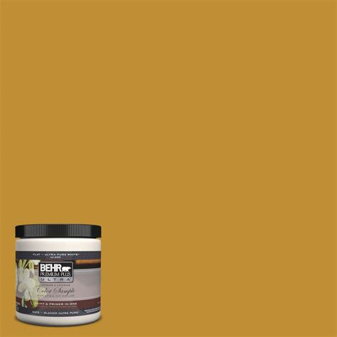 behr premium plus ultra 8 oz icc 43 tranquil retreat interior exterior paint sle icc 43u