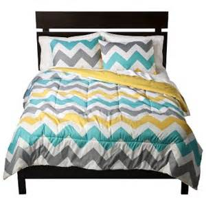 Target Bedding Sets College Chevron Bedding Collection Room Essentials Target