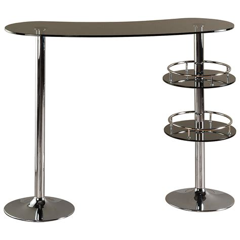 dsbt04 modern bar table studio design gallery best