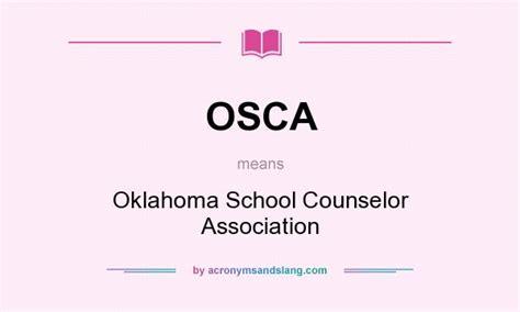 school counselor association osca oklahoma school counselor association in undefined