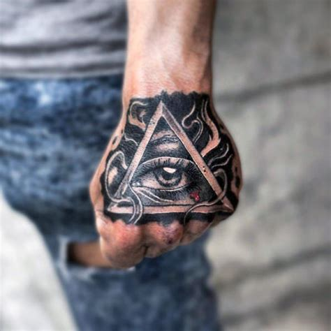 illuminati tatoo 100 illuminati tattoos for enlightened design ideas