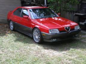 Alfa Romeo For Sale In Us For Sale 1994 Alfa Romeo 164 Q For Sale Photos