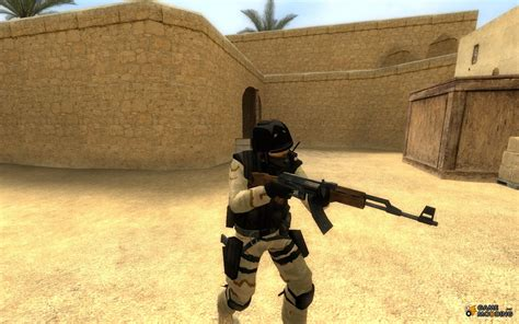 Forcep Cauter delta for counter strike source