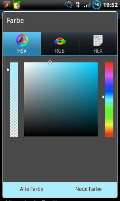 android color picker library color picker for android open source