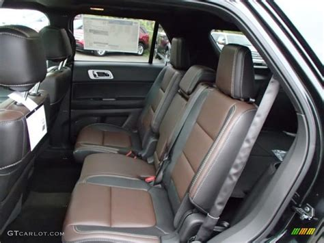 2015 ford explorer sport interior ford explorer black image 95