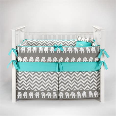 Baby Elephant Crib Bedding by Elephant Crib Bedding Sets Unisex For Boys And