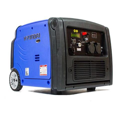 hyundai hy3200sei 3200w inverter generator thepowersite