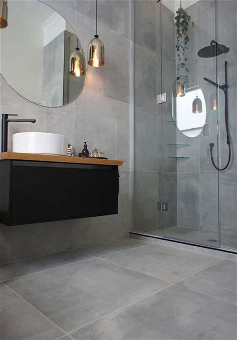 25 Best Ideas About Grey Bathroom Tiles On Pinterest Grey Tile Bathroom Designs