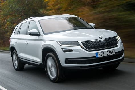 new skoda new skoda kodiaq suv 2016 review pictures auto express