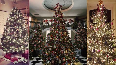 Decoration Arbre De Noel by Les Plus Beaux Sapins De No 235 L Et D 233 Corations Des