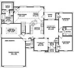 great one story 7645 3 bedrooms and 2 5 baths the great one story 7645 3 best free home design idea