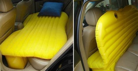 car blow up bed blow up back seat shelf motorcycle review and galleries