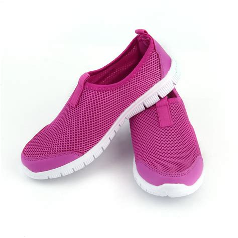sports shoes au lightweight walking breathable outdoor sport slip on