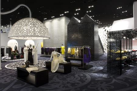 D Ziner Black Intherior Fhasion villa moda by marcel wanders