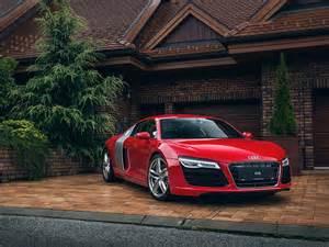 Audi R8 Garage Audi R8 Car House Garage Wallpaper 1024x768