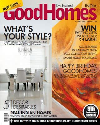 good home design magazines edible entertainment goodhomes magazine a new look