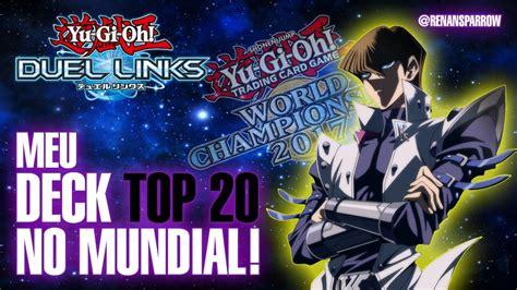 otaku cabeludo meu deck de yu gi oh meu deck top 20 no mundial yu gi oh duel links 64