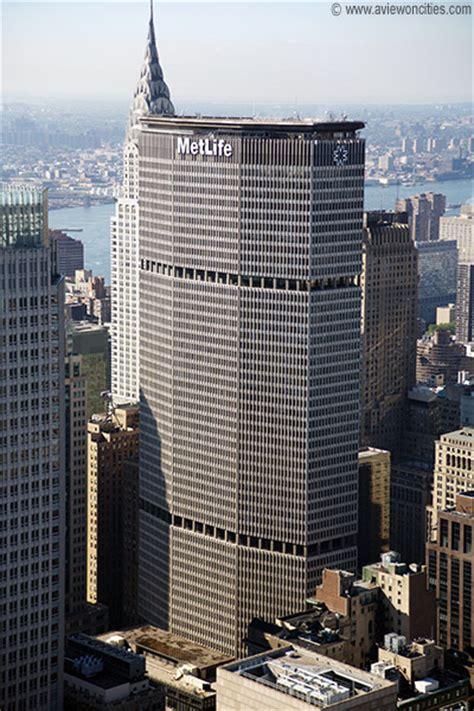 Gropius House Floor Plan by Metlife Building New York Pictures