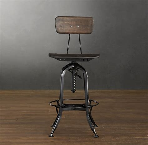 Toledo Chair by Vintage Toledo Chair Distressed Black Epiphany Looks