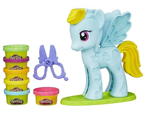 Playdoh My Pony Cutie Creators Play Doh My Pony my pony play doh styling salon at target mlp merch