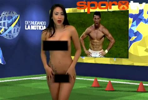 Ronaldocr The Cristiano Ronaldo Effect News Reporter Strips