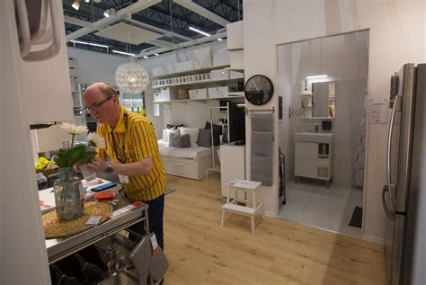 One Minute Mba Ikea by Ikea Almost Done Assembling Its Rejuvenated Renton Store