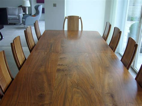 Bespoke Dining Tables Uk Bespoke Dining Table Eclipse Makers Eye