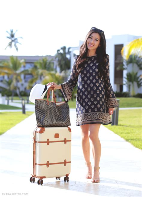 81 St Vinny White Flowy vacation travel style printed flowy dress low