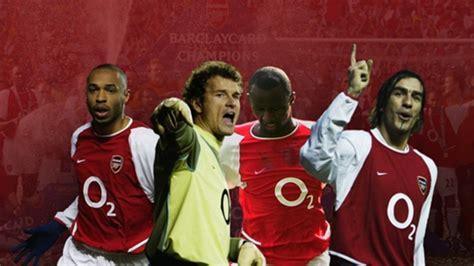 Topi Liga Inggris 41 mengenang arsenal invincibles di liga primer inggris 2003 04 goal