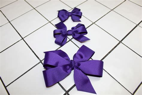 Different Type Of Hair Bows by Dressing Heidi Hair Bow Tutorial Giveaway