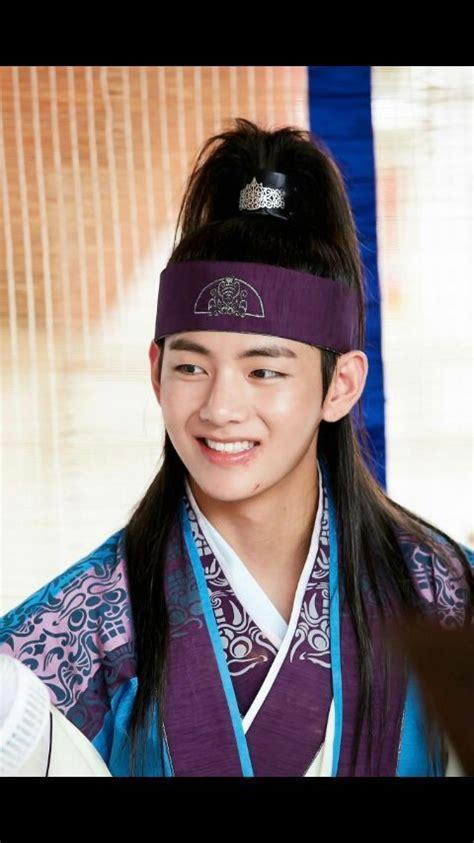 kim taehyung korean drama hwarang kim taehyung k drama amino
