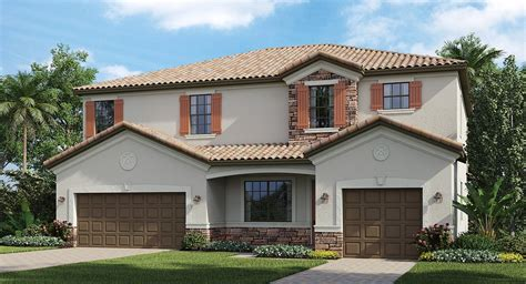 the cornell new home plan in lakewood ranch manor homes