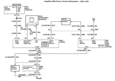 2003 gmc bose wiring diagram somurich what are the radio wiring colors for a 2003 gmc denali with a bose system