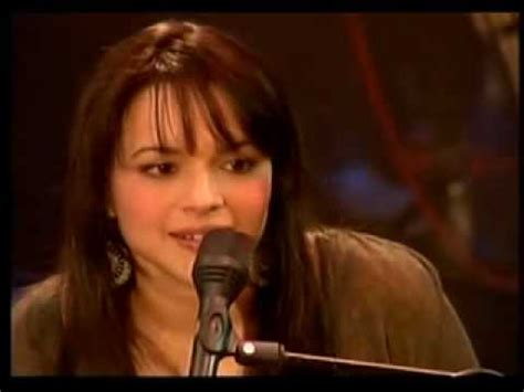 norah jones the way home live tom waits cover