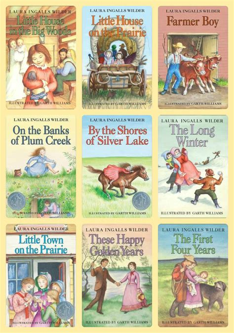 wilder the guardian series the complete set books 5 important lessons we learned from ingalls