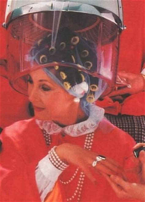 in curlers under dryer 1000 images about vintage hair salon on pinterest
