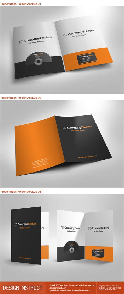 presentation psd template 58 cool and free psd mock ups for designers