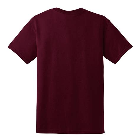 maroon merch gildan 8000 dryblend t shirt maroon fullsource com