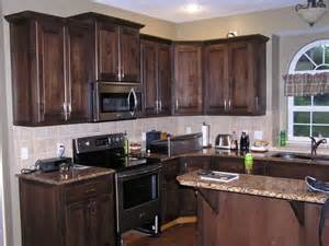 Kitchen Cabinet Stain Ideas by 25 Best Ideas About Stain Kitchen Cabinets On Pinterest