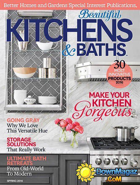home interior design magazine pdf download kitchens baths spring 2016 187 download pdf magazines