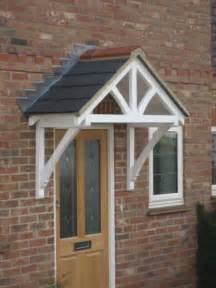 porch kits door canopy and entrance doors on