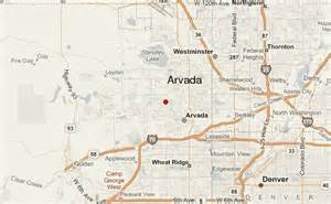 arvada colorado usa map arvada location guide