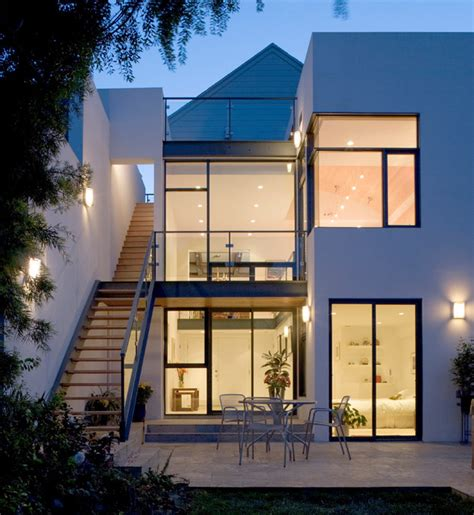 contemporary townhouse townhouse addition contemporary exterior san
