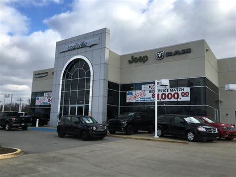 chrysler dealership louisville ky louisville chrysler dodge jeep ram louisville ky 40216