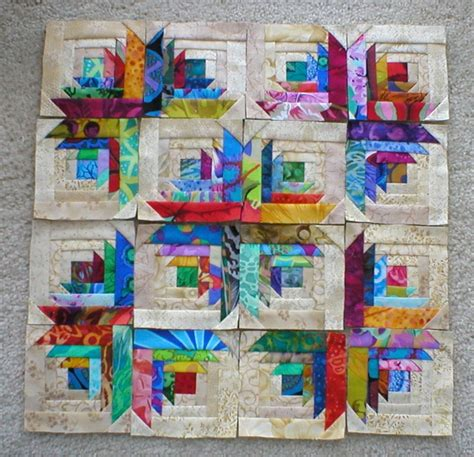 Miniature Quilt Blocks by Set Of 16 Mini Quilt Blocks Geese Quilts I D To Sew