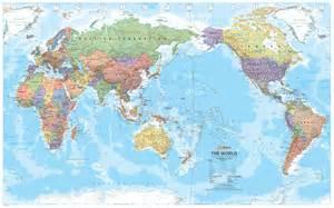 map centre parramatta world hema super laminated 1550 x 990