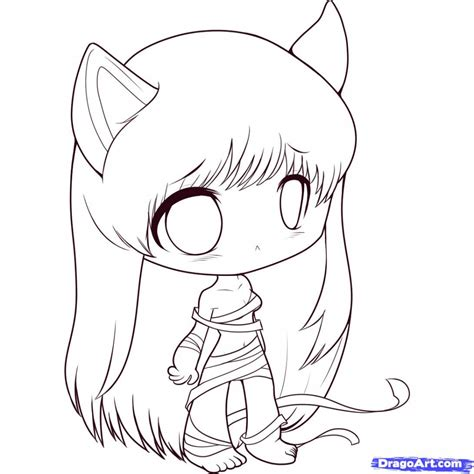scribble doodle draw anime chibi drawing base drawing chibi anime similiar