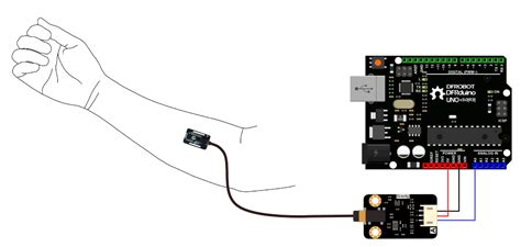 Tds Meter Arduino analog emg sensor by oymotion sku sen0240 dfrobot