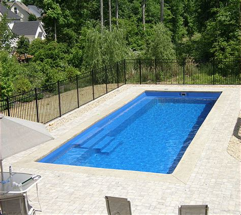 small inground pool ideas small yard inground swiming pool designs home design ideas