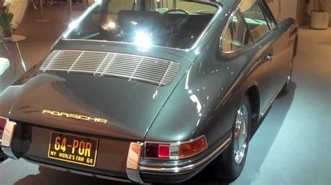 seinfeld porsche collection 1st porsche 911 imported to usa jerry seinfeld s